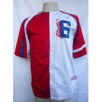 Camiseta Baseball P Miller Bordado Usa Beisbol Mlb Hip Hop