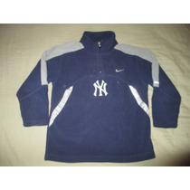 Buzo Polar De Niño De New York Yankees Nike