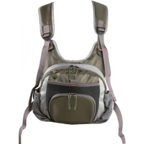 Bolso Mochila Pechera Pesca Multifuncion Ideal Mosca Fly 110