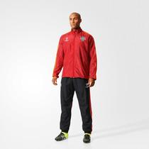Conjunto Adidas Manchester United Roj-negro