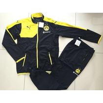Conjunto Puma Borussia Dortmund 2016