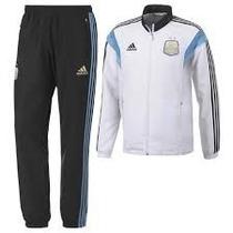 Conjunto De Salida De La Seleccion Argentina Adidas
