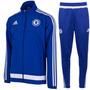 Conjunto De Salida Del Fc Chelsea De Inglaterra 2016 Adidas