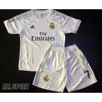 Real Madrid 2016 Camiseta+short/kit De Niños Oferta