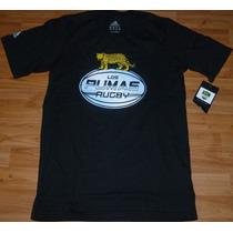 Camiseta Original Adidas De Algodon Los Pumas 2007 Talle S