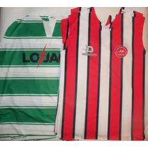 Lote De Telas Nuevas Retazos Camisetas De Futbol Excelente!