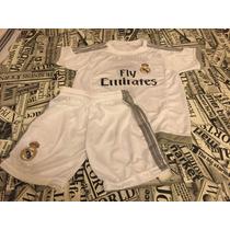 Conjunto Real Madrid Chicos Talles Varios Ronaldo