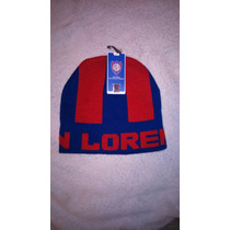 Gorro De Lana De San Lorenzo