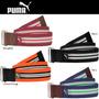 Kaddygolf Cinturón Hombre Puma Varios Colores Regulable