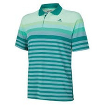 Chomba Adidas Clima Cool Rayada Tati Golf
