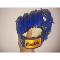 Guante Franklin,softball.baseball Azul.