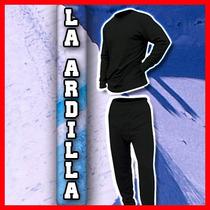 Conjunto Termico Camiseta / Remera + Pantalon Primera Piel