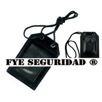 Porta Chapa Credencial Colgante Tactica Policia Militar