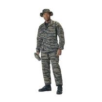 Uniforme Tactico Militar Camuflado Tiger Strip Geof Policia