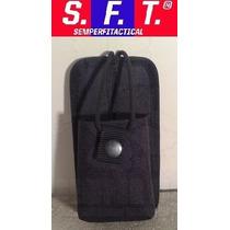 Porta Handye Universal Molle Negro De Semper Fi Tactical®