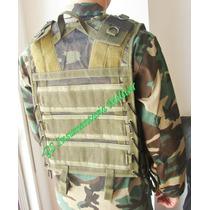 Chaleco Táctico Militar, Fuerza Seguridad, Paint Ball