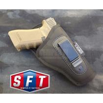Pistolera Interna Universal Negra De Semper Fi Tactical®