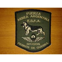 Fuerza Aérea Argentina Sección Perros De Guerra