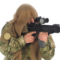 Red De Sniper Para Modificar La Silueta Rothco Color Arena