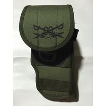 Pistolera Americana C Fleje Gendarmería Ejercito Airsoft