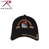 Gorra Rothco Us Marine Corps Once A M Always A M. Importada