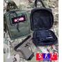 Bolso Botiquin / Multiuso Molle Verde De Semper Fi Tactical®