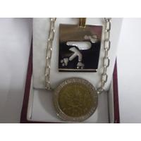 Patinadora - Dije Plata 925 - Oro 18k