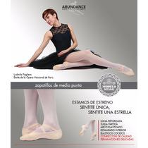 Zapatillas De Media Punta Badanas Para Danza Stage Abundance