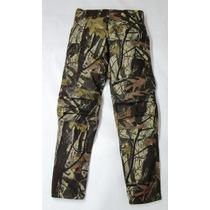 Pantalon Camuflado Marca Campinox Ideal Para Pesca Y Caza
