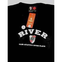 Remera Dama Modal Oficial River Plate Millo Txl Falugan