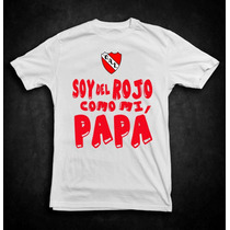 Remera De Chicos De Independiente