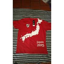 Remera River Plate Japón 2015