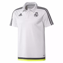 Chombas Adidas Climacool - Real Madrid - Stock: S-m-l-xl .-