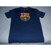 Remera Fútbol Barcelona Nike L