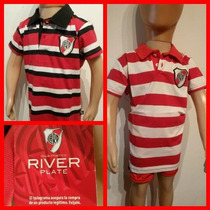 Remeras Retro Boca Juniors River Plate Niños