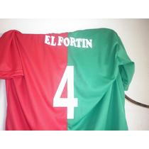 Camisetas De Futbol,etc Con Numero Incluido Entr/s/c A Cap