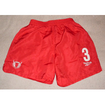 Pantalón Short De Toros Neza Marca Reebok #3, Talle L