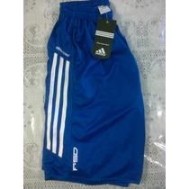 Short Adidas Hombre Con Bolsillos