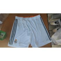 Short Fútbol Hombre Real Madrid Xl Adidas Original