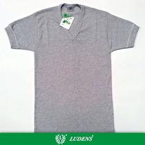 Art 211 Camiseta Térmica M/corta E/ V - Ludens