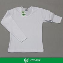 Art1722 Camiseta Térmica Dama M/ Larga E/puntilla - Ludens