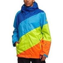 Camperas Snowboard 8a16años Burton / Dc / Quicksilver / 686
