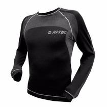 Remera Camiseta Térmica Hombre Mujer Ski Running Hi-tec