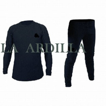 Conjunto Camiseta- Remera Y Pantalon - Calza Termica .