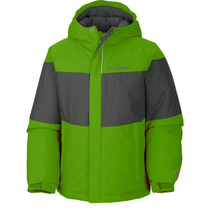 Campera Columbia Alpine Action Niños Impermeable Nieve Frio