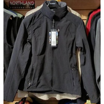 Campera Softshell Northland Solo 34 Al 42. Super Oferta.