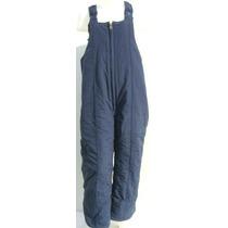 Y Giacca Pantalon Enterito Niño L/6x Nieve Ski Azul (ana.mar