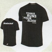 Remera Babolat Algodon Tenis Modelo 2014