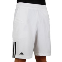 Short Adidas Modelo Response Tenis Color Blanco