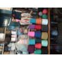 Vendo Saldo De Hilos De Color Varios Colores